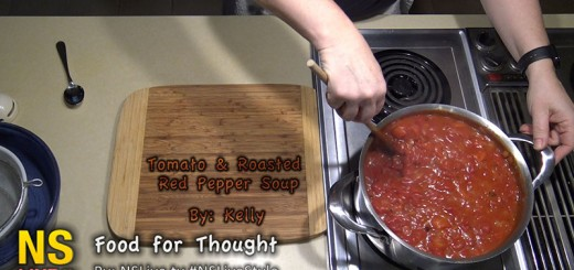 Tomato & Roasted Red Pepper Soup 001